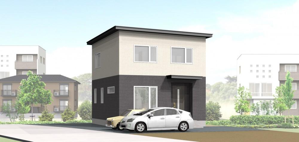 七飯鳴川 土地建物セットプラン